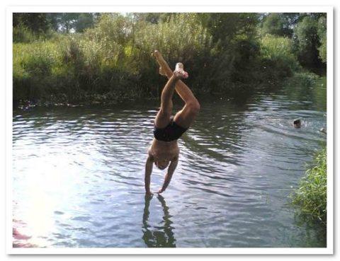 Будьте осторожны при купании в незнакомых местах