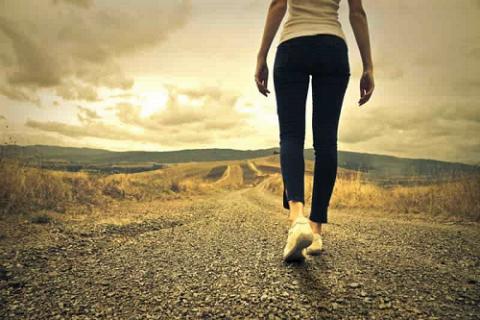 Ежедневные спортивные пешие прогулки обязательны при разработке ноги после перелома