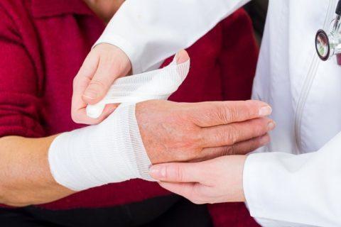 Фото: способы восстановления сломанного пальца в открытой форме