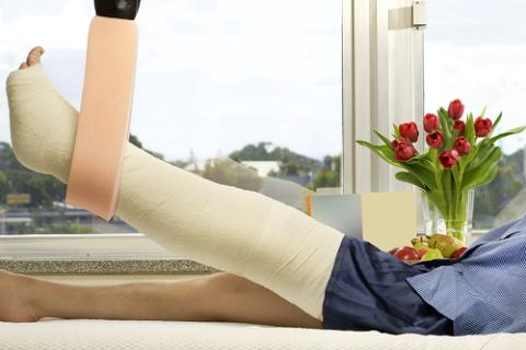 Главный метод лечения переломов – ЛФК, которая начинается со 2-3 дня после травмы