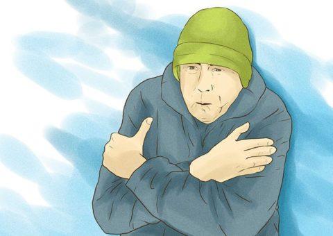 К переохлаждению приводит ряд факторов: длительное нахождение на морозе, сильный ветер, контактирование с холодными предметами и др.