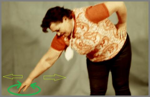 ЛФК в I периоде при вколоченных переломах шейки плеча