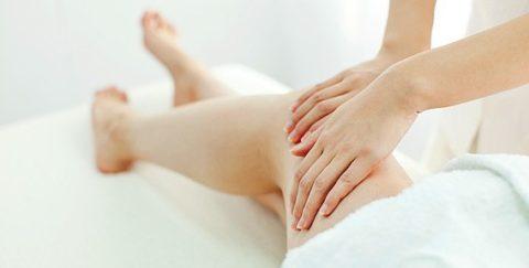 Массаж подготавливает мышцы и связки к последующим процедурам