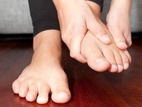 Методики лечения сломанных пальцев нижних конечностей
