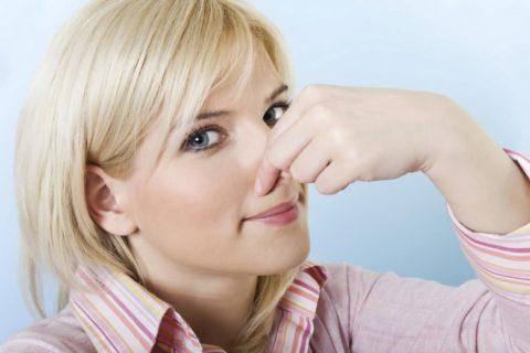 Нарушение носового дыхания – одно из последствий травмы
