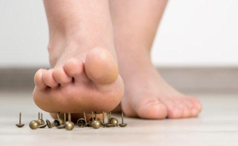 Неприятные симптомы в пальцах ног после обморожения