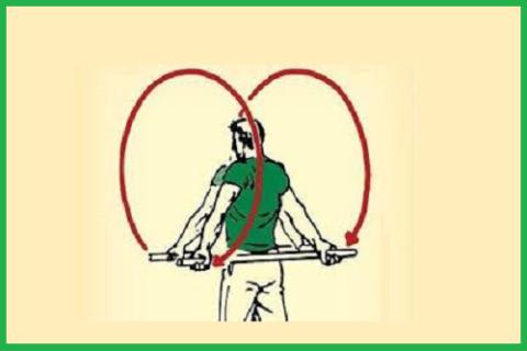 Одно из лучших упражнений для реабилитации после переломов плеча