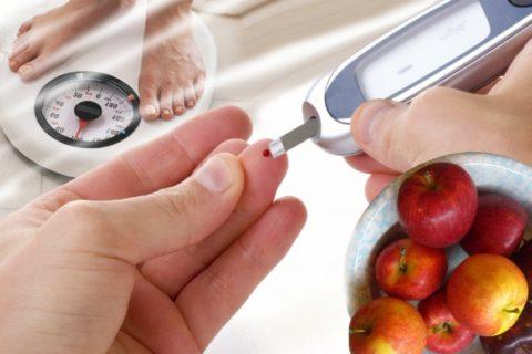 Основные рекомендации по предотвращению развития сахарного диабета у пациента.