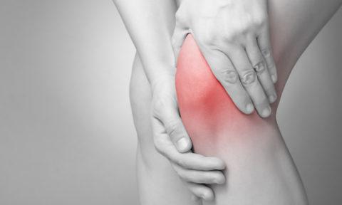 Особенности болевого синдрома при нарушенной целостности коленного сустава