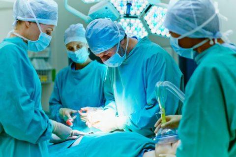Особенности проведения хирургического метода лечения сломанного пениса