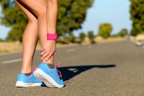 Получение травмы во время занятий спортом