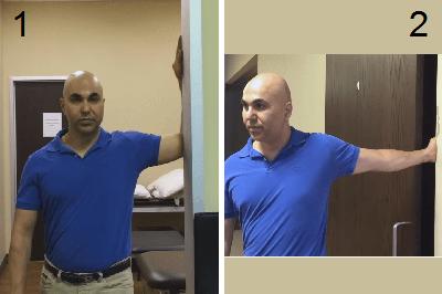 Постизометрия для плеча