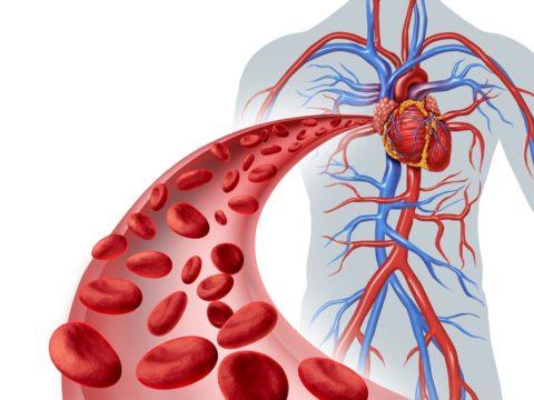 При длительном нарушении кровообращения от воздействия низких температур, могут образовываться области некроза.