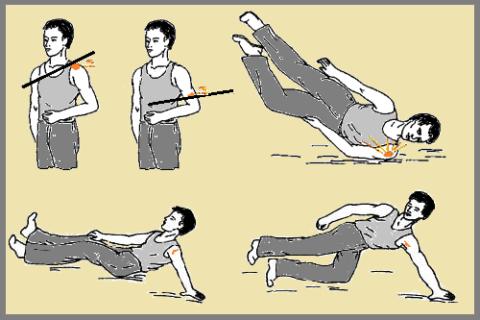Причины переломов верхней трети плечевой кости