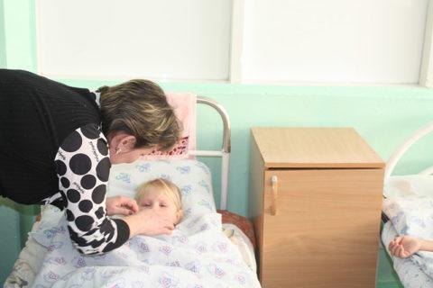 Слабость и угнетение сознания ребенка