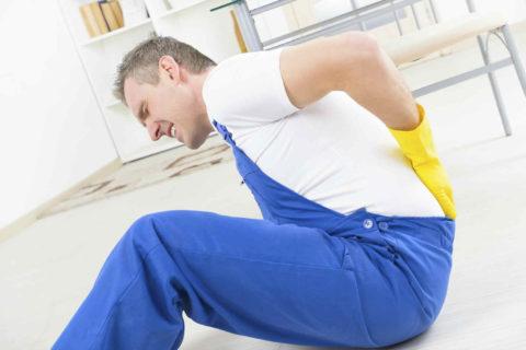 Согласно статистике, ушибы поясничного отдела составляют до 12% от всех скелетных травм