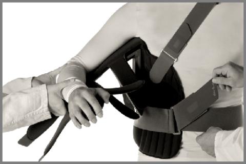 Современная модификация отводящей шины для плеча