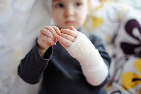 Средства для наружного применения в детском возрасте