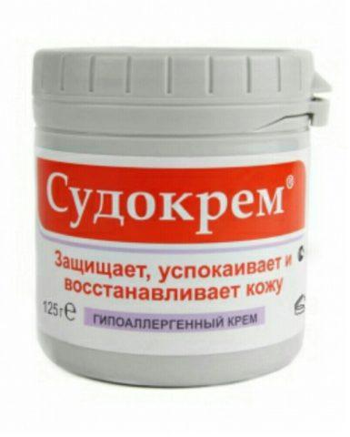 Судокрем.