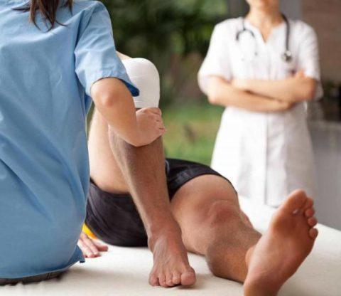 Участие в автомобильных катастрофах в качестве причины повреждения кости