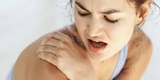 Характер болезненных ощущений при переломе ключичных костей