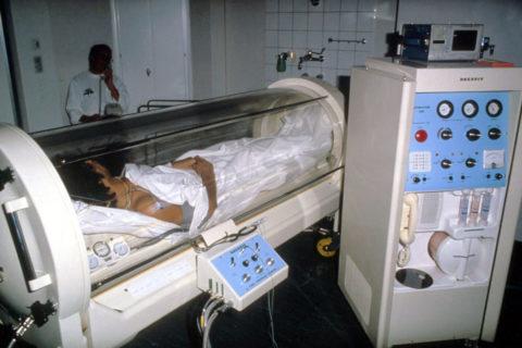 Лечение в барокамере (ГБО)
