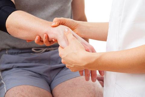 Проведения диагностического опроса и пальпации для постановки точного диагноза