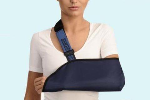 Возможность двигать рукой при переломе костей со смещением