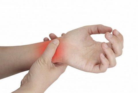 Наблюдение аномальной подвижности в случае переломов и ушибов