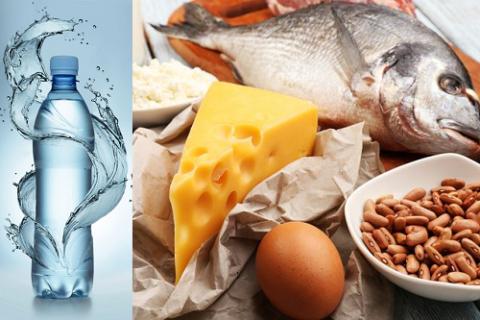 Помогите образованию костной мозоли нормализацией питьевого баланса и специальной диетой