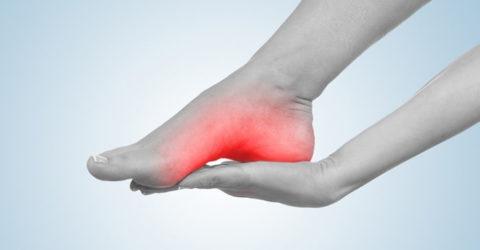 Рекомендации для предоставления первой медицинской помощи при повреждении ноги