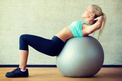 С середины восстановительного периода после травм спины задействуют тренажёры