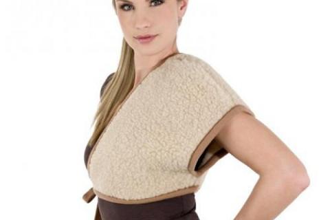 Согревающий наплечник показан для ношения при деформирующем остеоартрозе плеча