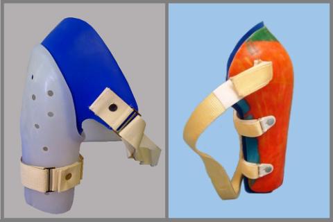Туторные гильзы для фиксации переломов верхней части диафиза плечевой кости