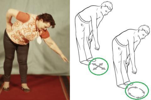 Упражнение №1 для сломов в области плечевого сустава