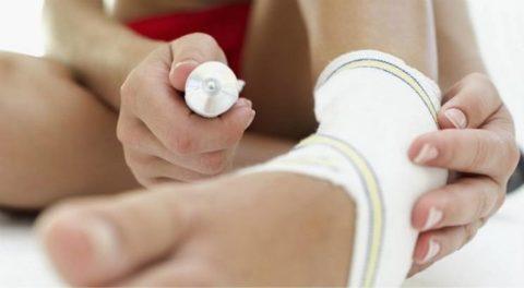 В курс консервативной терапии при травмах обязательно входят средства для наружного применения.
