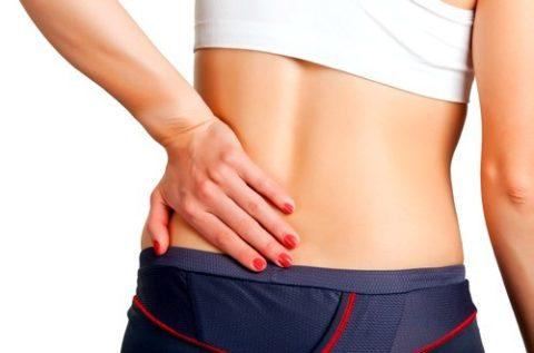 Методы обезболивания места удара в области расположения копчиковой кости