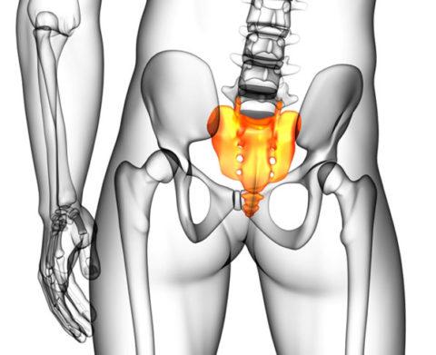 Различные способы диагностического исследования при подозрении перелома копчика
