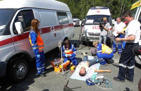 Частой причиной переломов шейки бедра у молодежи является дорожно-транспортные проишествия.