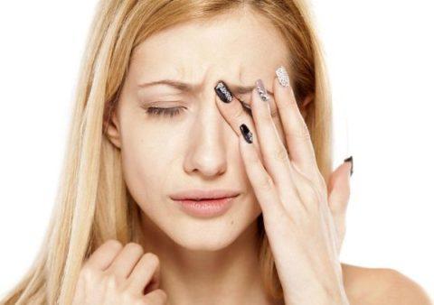 Как отличить открытый или закрытый глазничный перелом