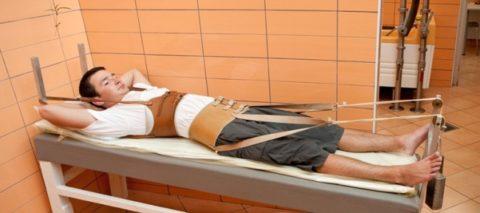 Лечение патологий спины