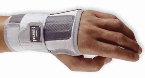 Одно из преимуществ фиксаторов перед гипсом – возможность изменения давления на руку