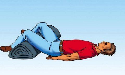 Особенности предоставления первой медицинской помощи при подозрении на перелом таза