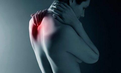 Патологические последствия полученной травмы в области спины