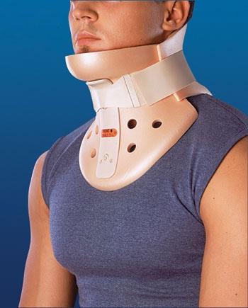 Повреждение шейного отдела
