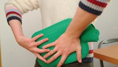 Рекомендации к применению компрессов в качестве лечения ушиба спины в домашних условиях