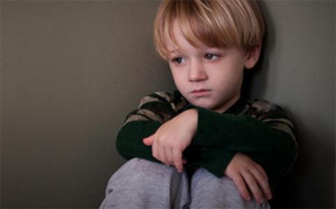 У детей психосоматические заболевания проявляются более ярко, чем у взрослых.