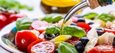 В рационе питания должны быть только полезные продукты
