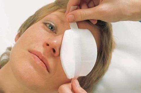 Влияние энергетического воздействия на вид перелома глазницы