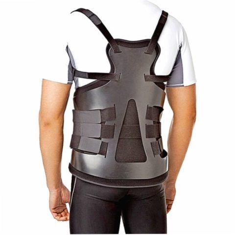 Главные показания для применения корсета для спины в качестве эффективного лечения